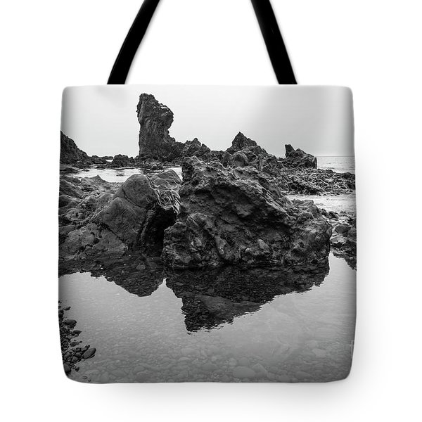Djupalonssandur Beach Tote Bag