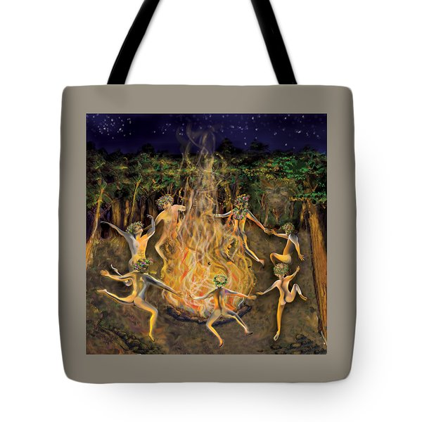 Dnitf Cd Cover Tote Bag