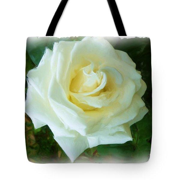 Tote Bag featuring the photograph Do-00300 La Rose De Aaraya by Digital Oil