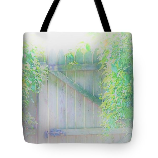 Do I Want To Leave The Garden Tote Bag