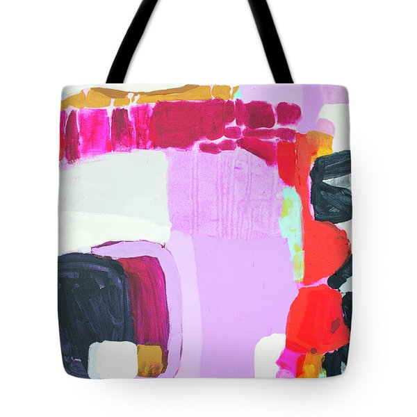 Do It Anyway Tote Bag