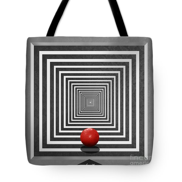 Do It Tote Bag by Monika Juengling