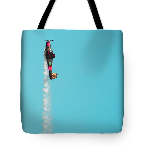 Do Not Press That Buuuutt.. Tote Bag by Marcus Cederberg