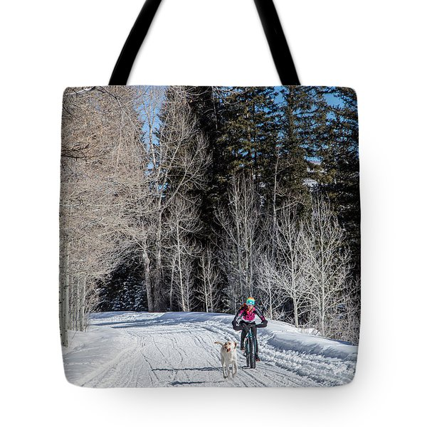Do They Sell Snow Tires For Bikes Tote Bag