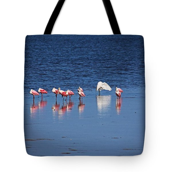 Tote Bag featuring the photograph Do What You Wanna Do by Michiale Schneider