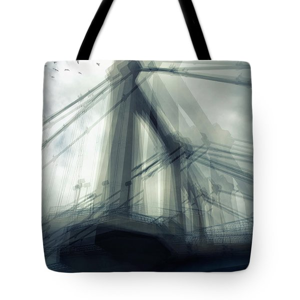 Do You Believe In Rapture? Tote Bag