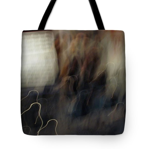 Do You Have Reservations? Tote Bag
