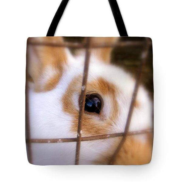Do You See What Eye See Tote Bag by Ed Smith