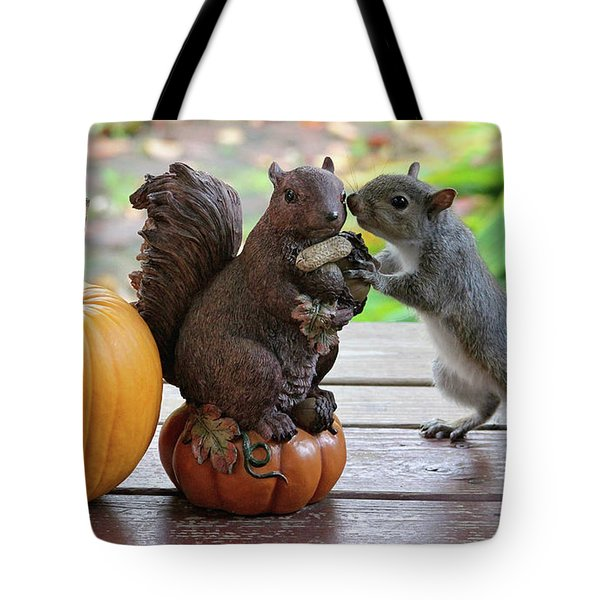 Do You Want To Share? Tote Bag
