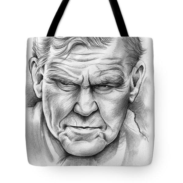 Doc Watson Tote Bag