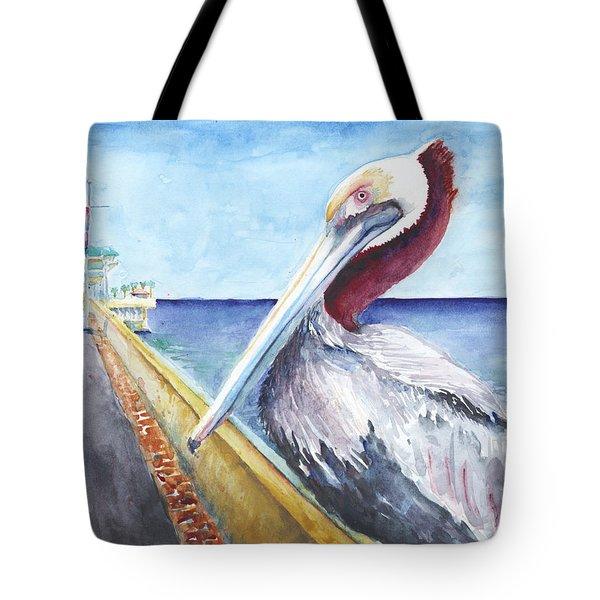 Dock Master Tote Bag