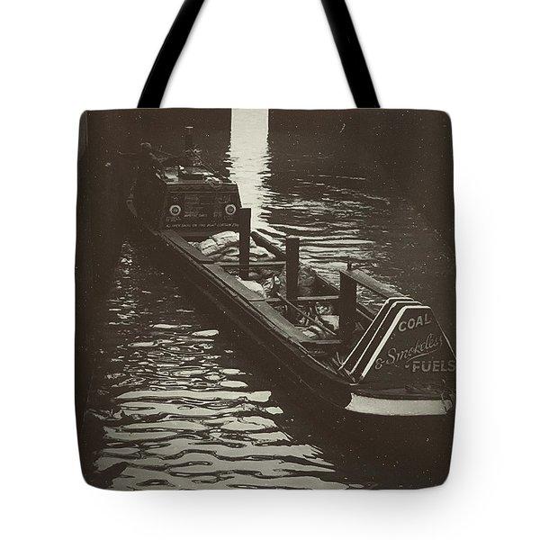 Dockland Daytime  Tote Bag