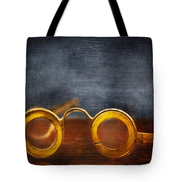 Doctor - Optometrist - It's All The Rage  Tote Bag by Mike Savad
