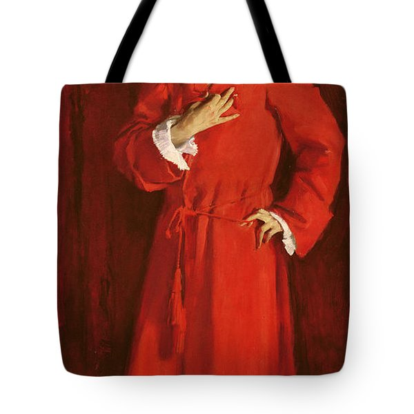 Doctor Pozzi At Home, 1881 Tote Bag