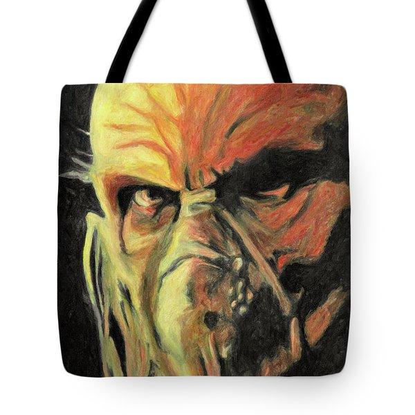 Doctor Satan Tote Bag