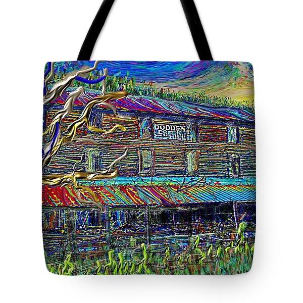 Dodds Creek Mill, ,floyd Virginia Tote Bag