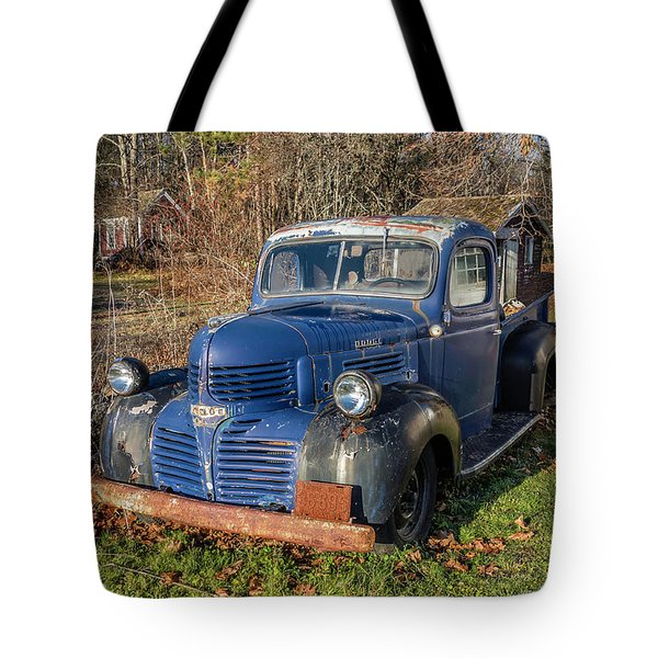Dodge Pickup Tote Bag