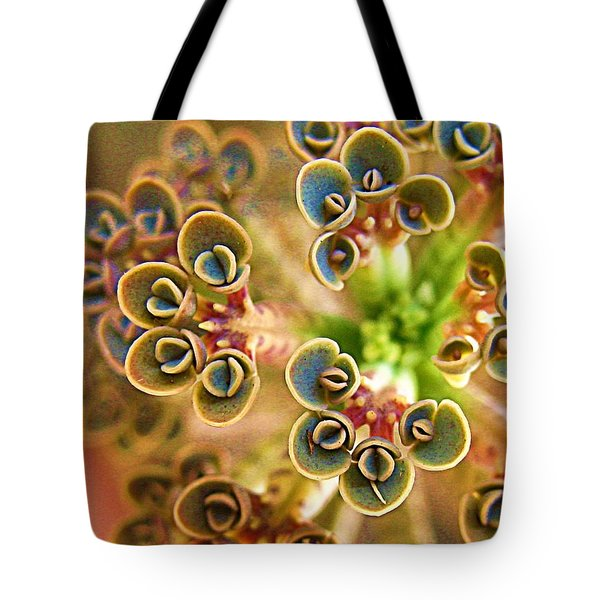 Up And Coming Body Snatchers Tote Bag