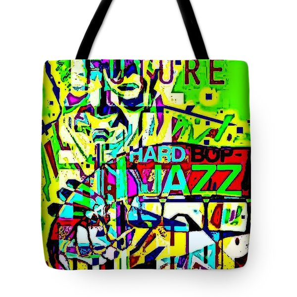 Does Hard Bop Have A Future?? Tote Bag
