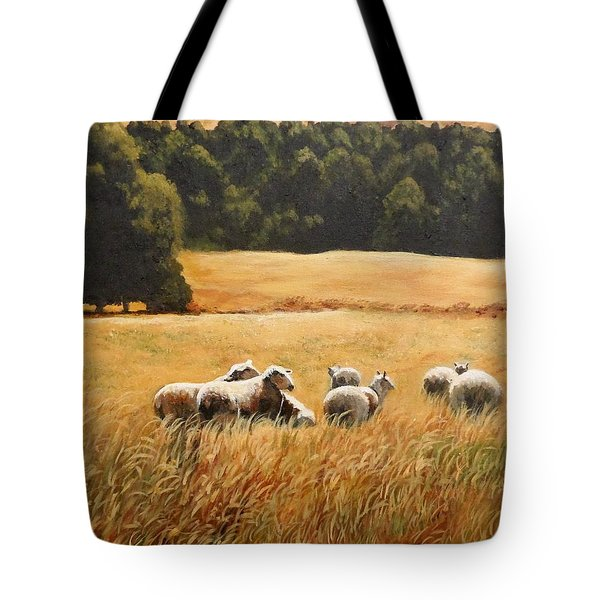Does My Bum Look Big In This Paddock? Tote Bag