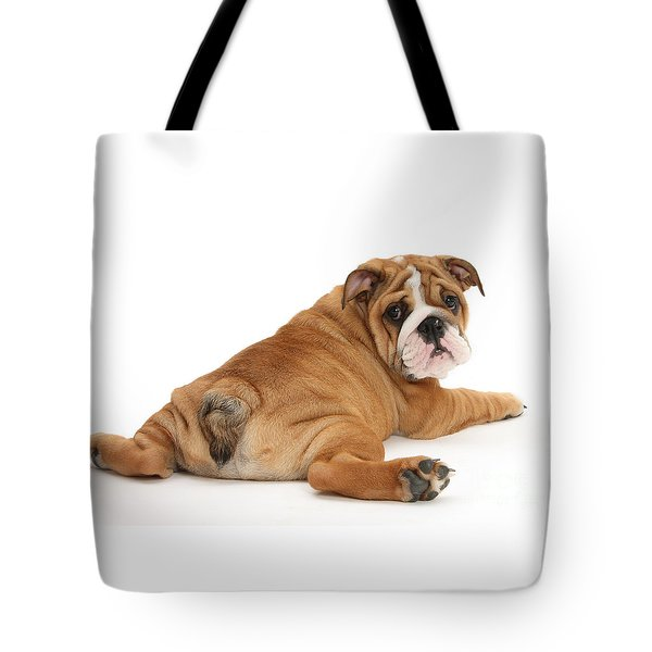 Does My Bum Look Big In This? Tote Bag