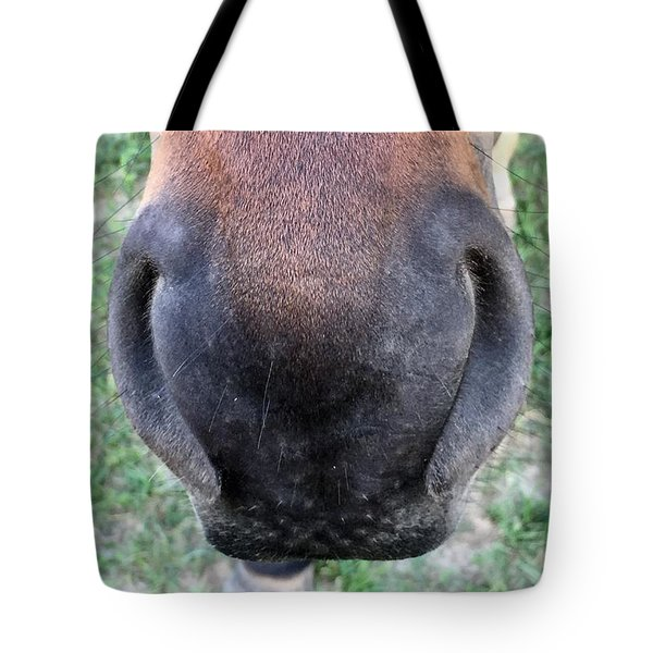 Big Nose  Tote Bag
