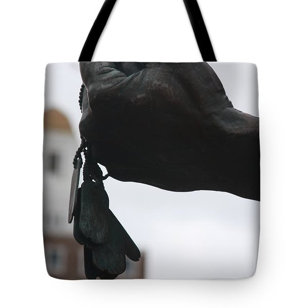 Does Time Heal? Tote Bag