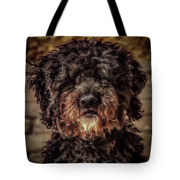 Dog  Tote Bag