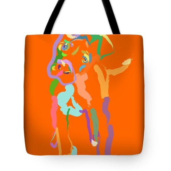 Dog Cookie Tote Bag