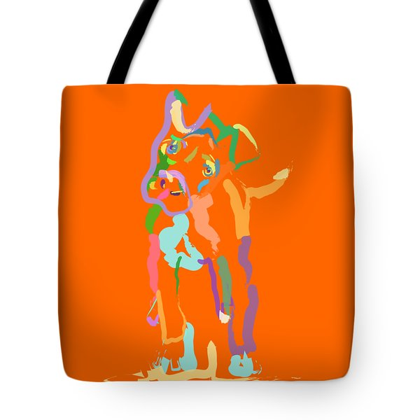 Dog Cookie Tote Bag