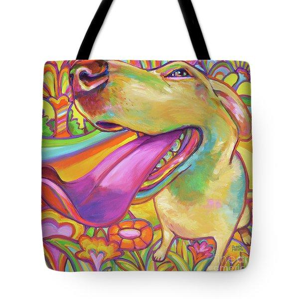 Dog Daze Of Summer Tote Bag
