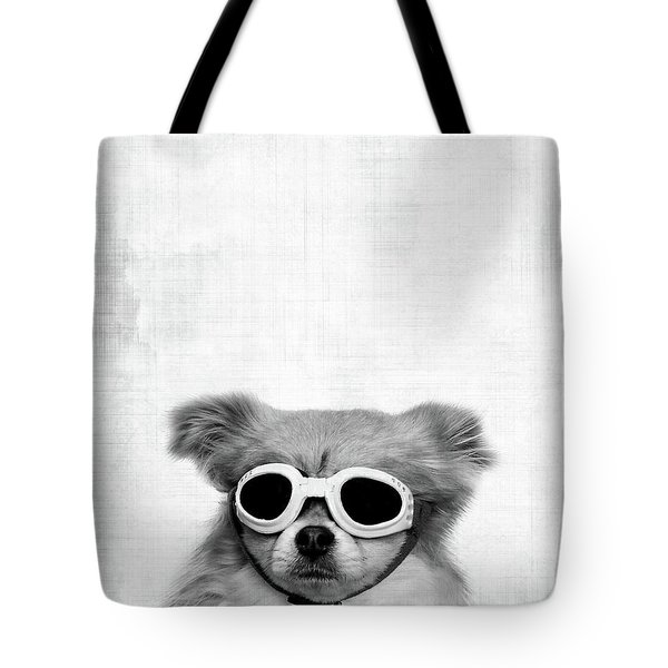 Goggles  Tote Bag