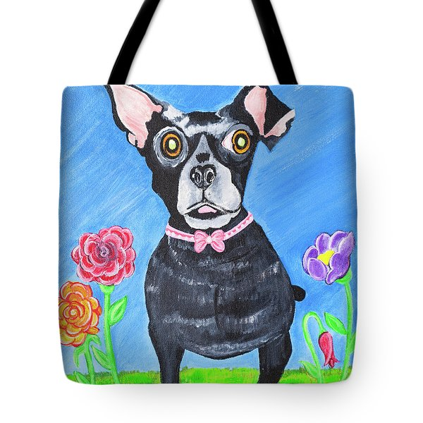 Doggone Delightful Tote Bag