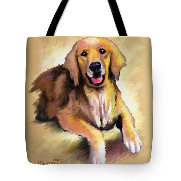 Doggy Woggy Tote Bag