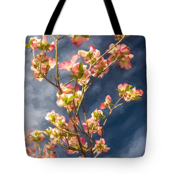 Dogwood 5 Tote Bag