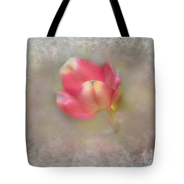 Tote Bag featuring the photograph Dogwood Bud by Brenda Bostic