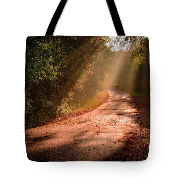 Dogwood Ridge Tote Bag