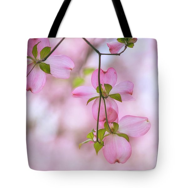 Dogwood Sunset Tote Bag by Rima Biswas