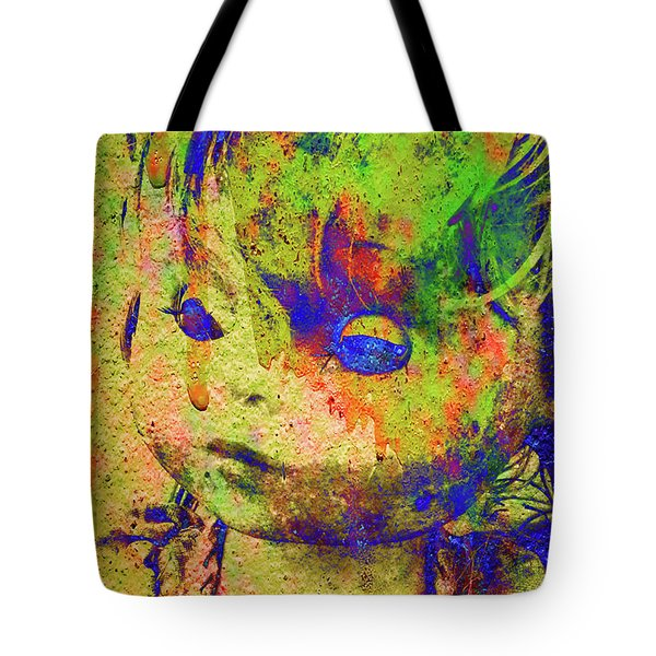Doll Q1 Tote Bag
