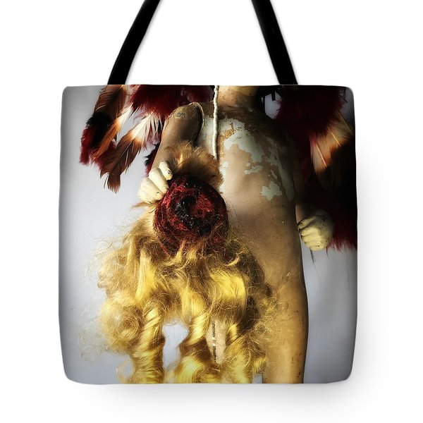 Doll Scalper Tote Bag