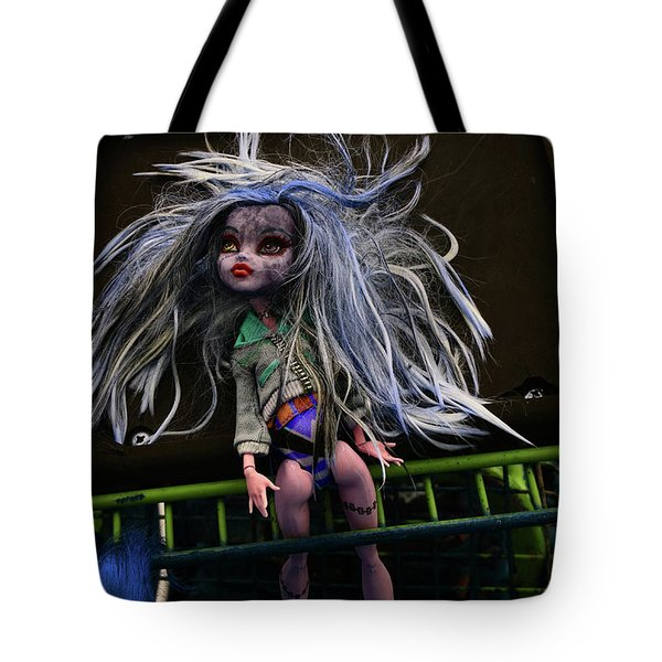 Doll X2 Tote Bag