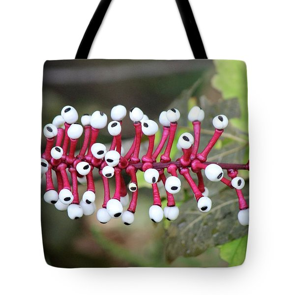 Dolls Eyes Tote Bag