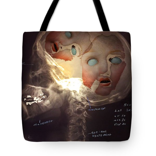 Dolls On The Brain Tote Bag