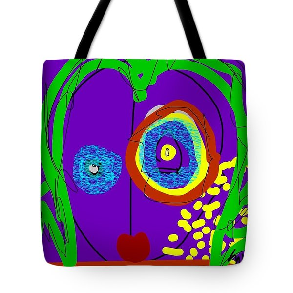 The Belle Of The Ball Created For Donna Reed Tote Bag