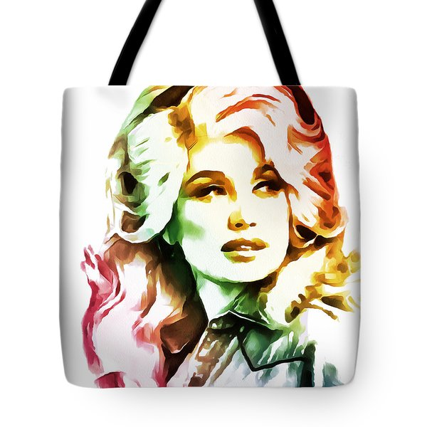 Dolly Parton Collection - 1 Tote Bag