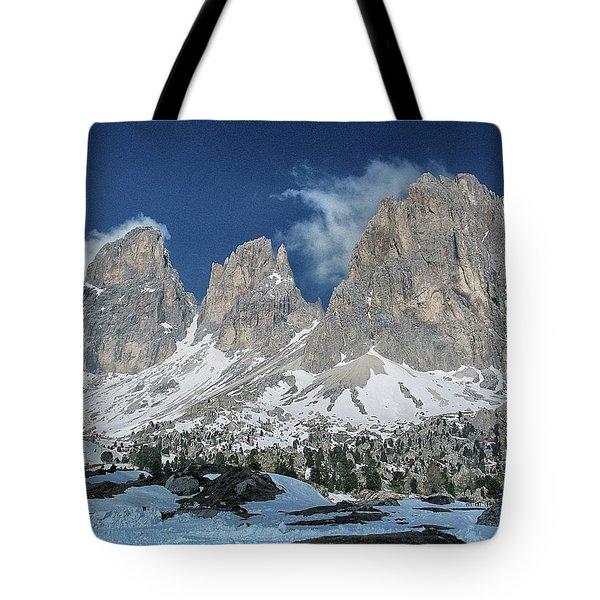 Dolomites 1 Tote Bag
