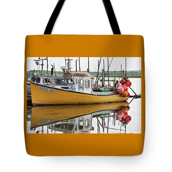 Dolores Ann The Old Fair Lady Tote Bag