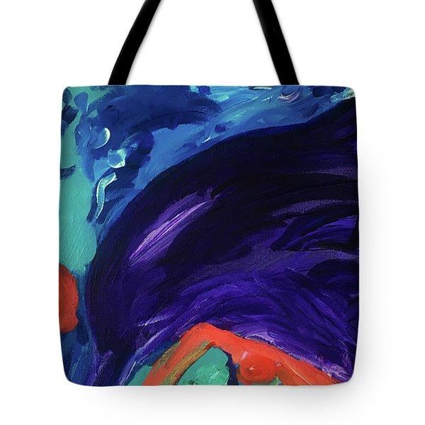 Dolphin Dreams Tote Bag