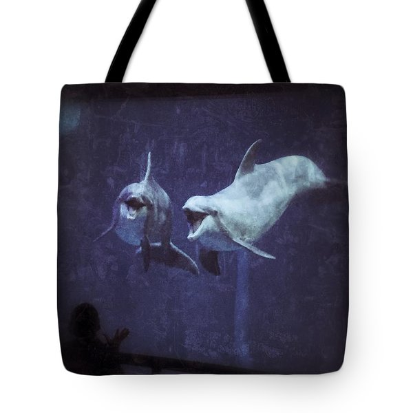 Dolphinspiration Tote Bag