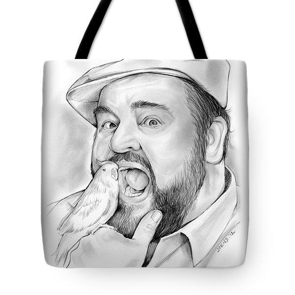 Dom Deluise Tote Bag